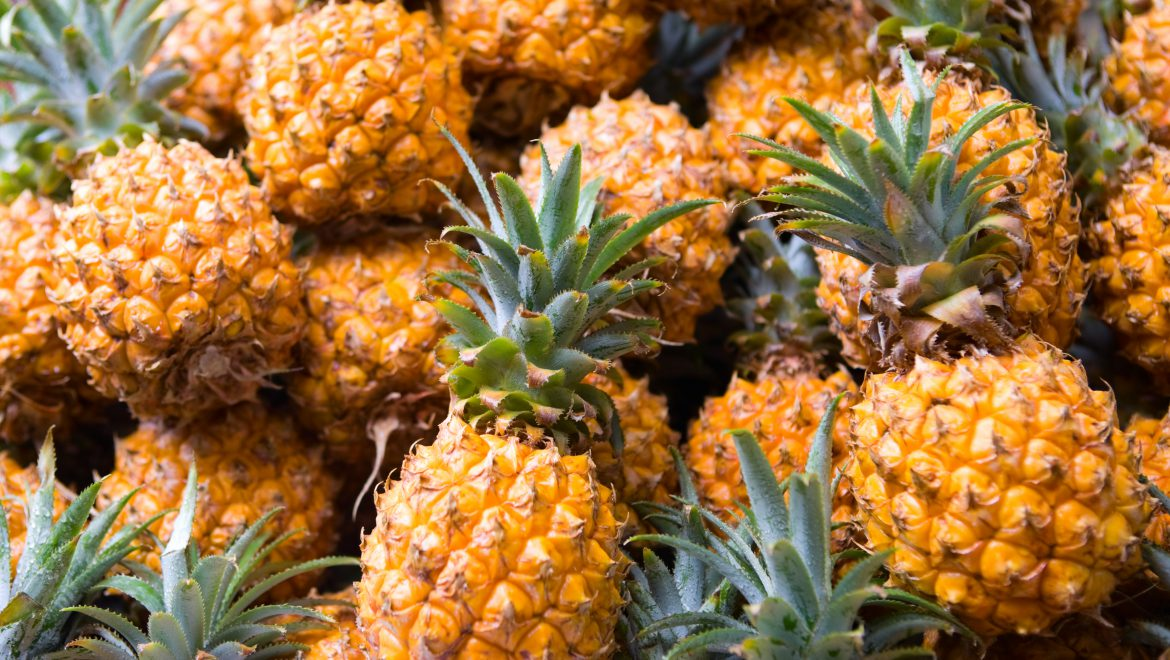 5 Reasons Pineapple is Good for Your Health and Your Weight
