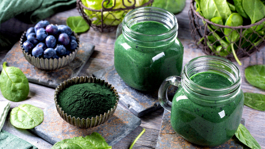Boost your Immune System with Spirulina