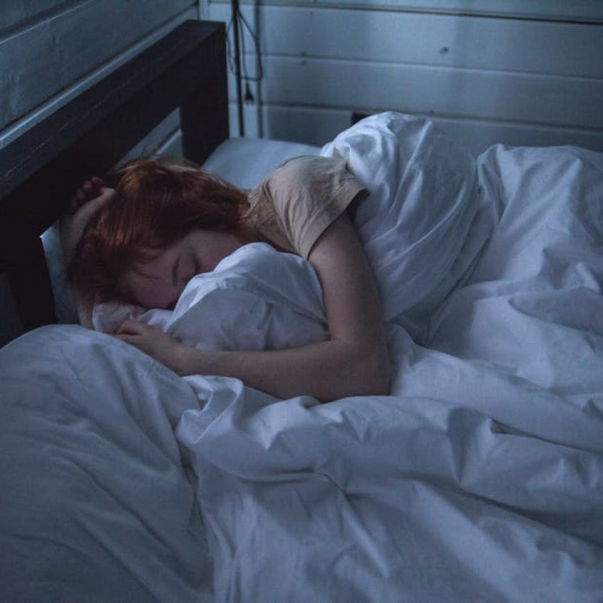 The Importance of Getting The Right Amount of Sleep