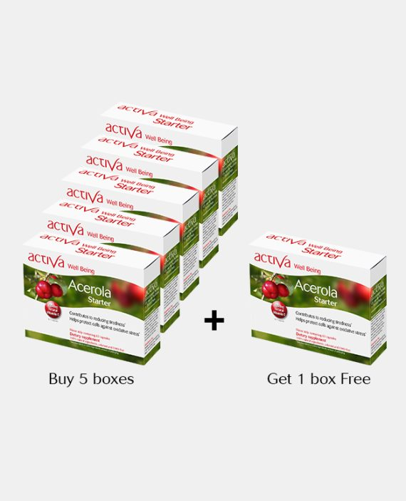 activa-well-being-reduce-fatigue-vitaminC-picture-your-vitality-store-singapore-wellness-phytovitality-plants-natural-asia-supplements_acerola-5boxes-1free